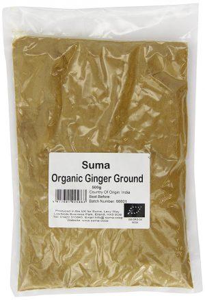 Ginger 4